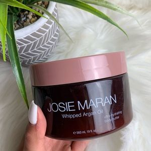 Josie Maran Whipped Argan Oil Creamy Vanilla 19oz